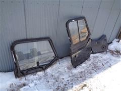 Jeep Removable Sport Utility Split Doors