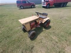 Case 150 Compact Lawn Tractor