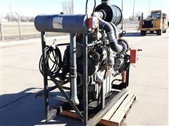 Isuzu 6RB1T-A Irrigation Power Unit