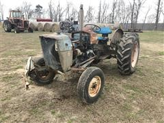 1968 Ford 3000 2WD Tractor (INOPERABLE)