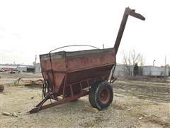 Eddins D7 Bean & Rice Grain Cart