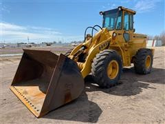 John Deere 644 EZ Wheel Loader