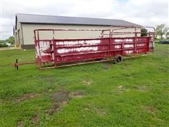 Stur-D Portable Cattle Working Tub