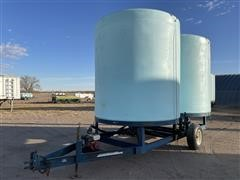 J D Skiles CB-TT-6000 Cone-Bottom Trailer