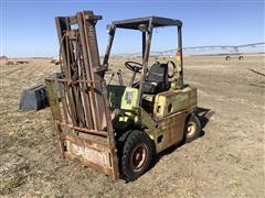 Clark C500Y1 Forklift ** Not Operational **