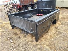 2016 Ford Super Duty Pickup Box