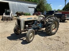 1963 Ford 4000 2WD Tractor