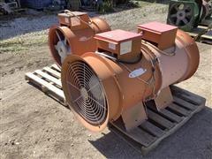 Butler L-2475-3 Electric Grain Bin Fans