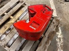 McCormick / Case IH 100 Lb Suitcase Weights