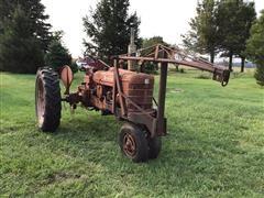 1954 Farmall Super H 2WD Tractor