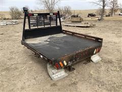 Temco Short Bed Pickup Flatbed