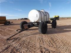 Wylie 1600-Gallon Nurse Tank On Trailer
