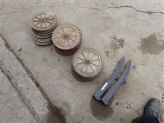White 5100 Seed Meter Plates & Tubes