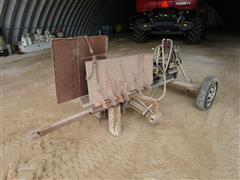 Shop Built Hydraulic Wood Splitter