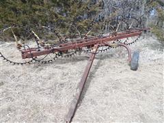 Farmhand Pull Type Wheel Rake