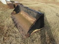 John Deere 84HD 7' Skid Steer Bucket