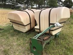 John Deere 8000 Series Spray Tanks