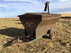 grain-O-vator 10 Series Feeder Wagon