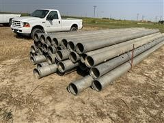 """Aluminum 10"""" Irrigation Pipe"""