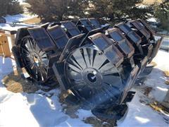 Chief Pivot Walker Irrigation System Mud Wheels