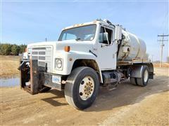1983 International 1954 S/A Sewer Pumper Vacuum Truck
