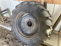 Titan 11.2-24 Pivot Tire