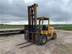 Hyster H150 Rough Terrain Forklift