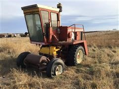 Hesston Field Queen 7600 Forage Harvester For Parts