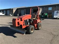 2014 DitchWitch RT45 4x4 Trencher