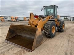 2012 Case 821F XR Wheel Loader