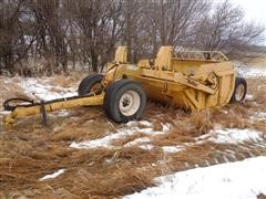 Buffalo 55001200 Pull Type Heavy Duty Soil Mover/Scraper