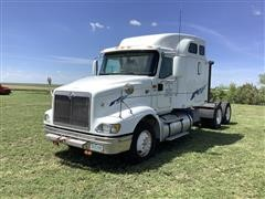 2002 International 9400i T/A Truck Tractor