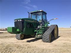 2001 John Deere 8410T Tracked Tractor