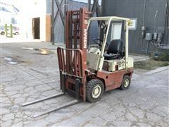 Nissan F01 Nissan Forklift