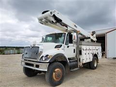 2008 International Workstar 7400 4x4 Bucket Truck