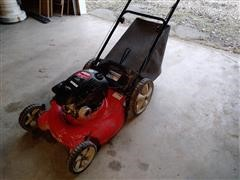 Mtd Huskee 11A-544A031 Push Lawn Mower
