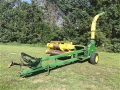 John Deere 3960 Pull Type Forage Harvester/Chopper