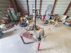 US Electrical Stationary Drill & Babco Vice
