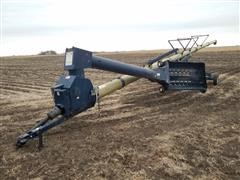 Harvest International H1382 Auger W/Unload Hopper