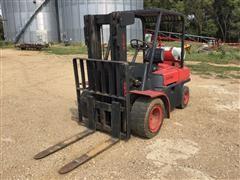 Hyster H60JS Forklift