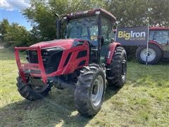 2017 Mahindra 8090 4WD Compact Utility Tractor