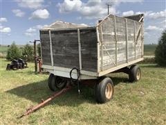 Heider End Dump Wagon