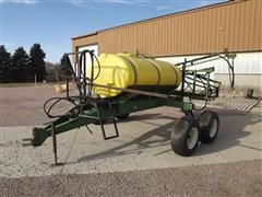 P-K 500 Gallon T/A Pull-Type Sprayer