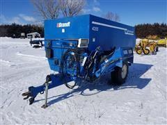 Brandt 4355 Feeder Wagon