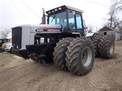 1995 AGCO 8425A 4WD Tractor W/3-Pt