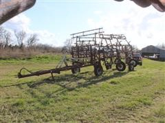 Noble 5-Section Fold-Behind Spring Tooth Cultivator
