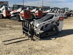 2019 Bobcat MT85 Walk-behind Mini Track Loader