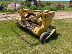 New Holland 900W Windrow Forage Header