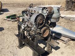 Deutz F5L912 Power Unit (For Parts)