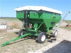 Unverferth GB275 4 Wheel Grain Cart